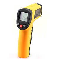 Лазерный цифровой термометр пирометр GM300 , цифровой термометр