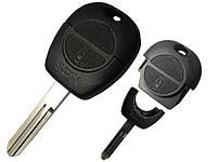 Ключ Nissan Primera Almera 98-06г 433Мгц 46Id