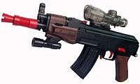 Детский автомат стреляющий водяными шариками M47-5+
