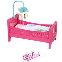 Интерактивная кроватка Радужные сны Baby Born