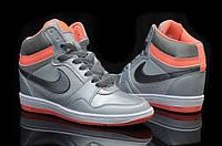 Женские стильные, сникерсы, кроссовки Nike Force Sky High Prm 36р, фото 1