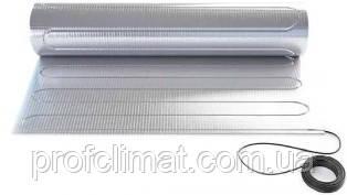 Тепла підлога алюмінієвий нагрівальний мат Fenix 1.5 кв. м 210W комплект(5543002)