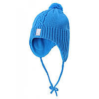 Зимняя шапка для мальчика Reima 518235-6510. Размер  46 -50.