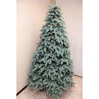 Искусственная елка Ель Премиум голубая 2,1 м, новогодние ели