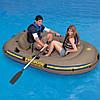 Лодка 68318 надувная на 2 чел 241-145-42 см. киев