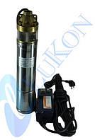 Насос скважинный вихревой, погружной насос , глубинный , 4SKM 150