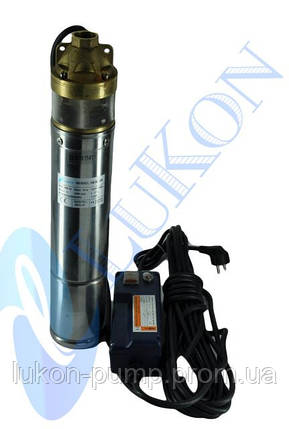 Насос скважинный вихревой, погружной насос , глубинный , 4SKM 150, фото 2