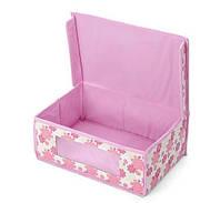 Короб для хранения Вещей Романтика, органайзер для дома