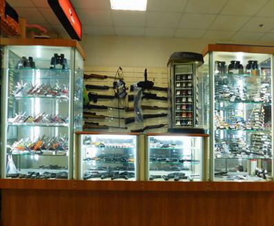 Магазин оружия Воздушка