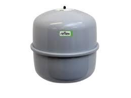 Закрытый мембранный бак 18 л Reflex вертикальный