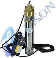 Насос скважинный вихревой, погружной насос , глубинный , 4SKM 200