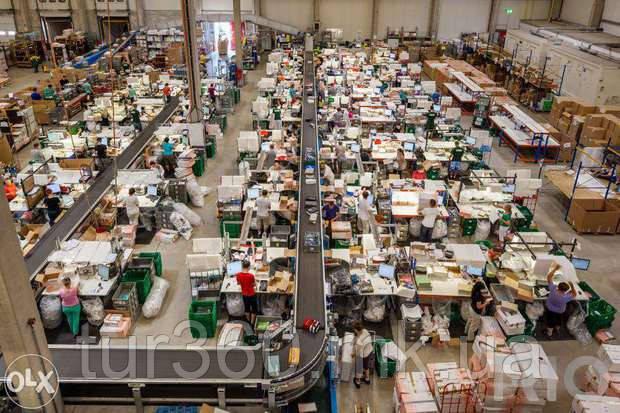 Вакансия в Польше, упаковщик одежды