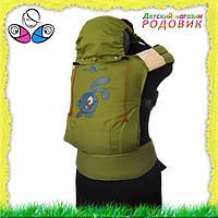 """Рюкзак-переноска для детей """"Осеннее настроение"""""""