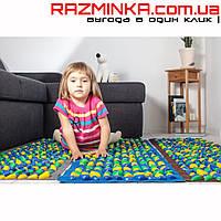 Массажный коврик Ортопед Стандарт (сплошное покрытие) 200x40см
