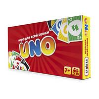 Игра настольная классическая UNO Strateg