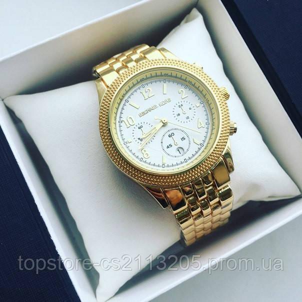 Часы наручные женские Michael Kors Zelin золото, недорогие часы - TopStore  в Запорожье 1c70fdb62a0