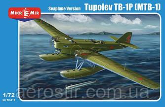Tupolev TB-1P[MTB-1] 1/72 МикроМИР 72010