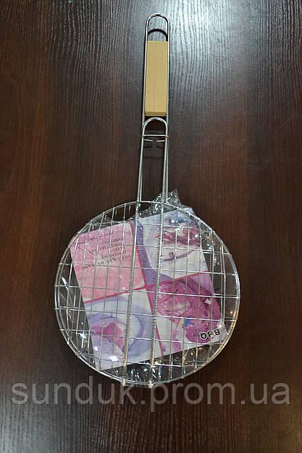 Барбекю сетчатое-круглое BBQ