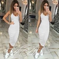 Платье женское Ангел белое , магазин платьев