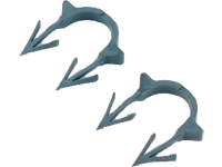 Гарпун-скоба RAUTAC для труб диаметром 14-17 мм
