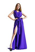 Платье летнее Моника фиолетовое , женская одежда