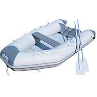 BESTWAY ® Надувная лодка «Caspian» BestWay 65046. Длина 230 см. Ширина 137 см. Высота 37 см. киев