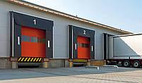 Промышленные секционные автоматические ворота Alutech в Киеве, фото 9
