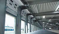 Промышленные секционные автоматические ворота Alutech в Киеве, фото 2