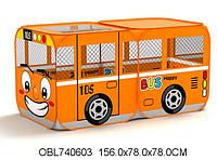"""Палатка детская """"Автобус"""" 7025"""