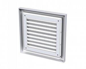 Пластиковая вентиляционная решетка Вентс МВ 100