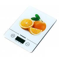 Весы кухонные электронные Tiross TS-1301 Orange , купить весы украина