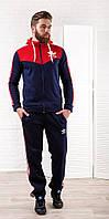 Спортивный мужской костюм теплый 12186