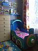 Кровать Паровозик