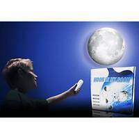 Светильник ночник Луна Moon In My Room , детский светильник