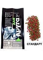 """Корм для собак """"Для друга"""" (стандарт) 3 кг O.L.KAR"""