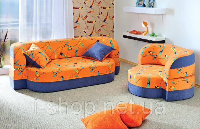 Комплект диван и кресло «Иванна — 2»