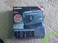 Кассетный плеер CASIO AS-210R