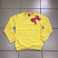 Детская одежда  Джемпер теплый для девочек-подростков  р.9-10 лет