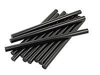 Стержень клеевой 11мм - 200мм (1шт) черный