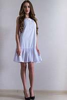 Платье женское Зарина белое , магазин платьев