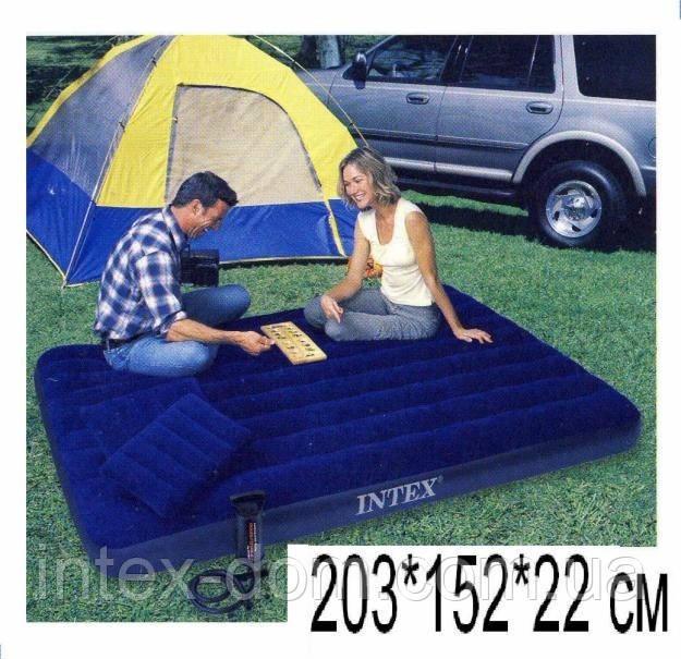 О производителе надувных матрасов INTEX (ИНТЕКС)