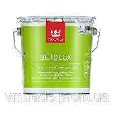 Тиккурила Бетолюкс Аква  (Betolux Aqua), С, 0.9л
