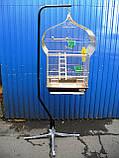 Стенд (Гусачок-Черный)- подставка для клеток., фото 4