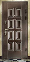 Двері вхідні 96х2,05 В ПРИВАТНИЙ БУДИНОК. БЕЗКОШТОВНА ДОСТАВКА, фото 1