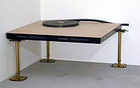 Фальшпол Ligna S38AL STL vinyl Solid Pur 9