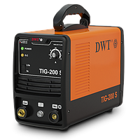 Сварочный инвертор DWT TIG-200 S (200 А)