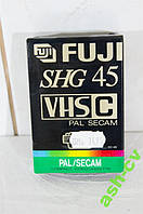 Видеокассета Fuji SHG 45 VHSC