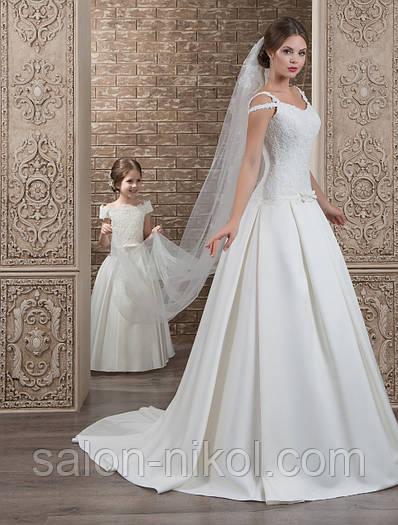 Свадебное платье S-371