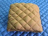 """Хлопковое двухспальное одеяло """"Холофайбер""""."""