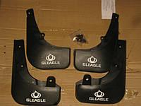 Брызговики Geely Emgrand X7 комплект  оригинал 4114103400